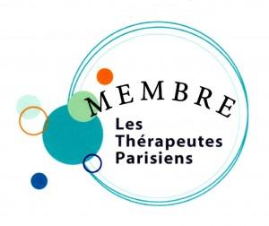 Logo thérapeutes parisiens